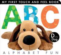 Link to an enlarged image of ABC Alphabet Fun (My First Touch and Feel) (MUS BRDBK)