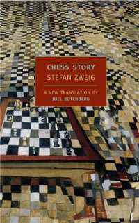 Link to an enlarged image of Chess Story (New York Review Books Classics)