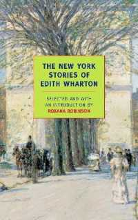 Link to an enlarged image of The New York Stories of Edith Wharton (New York Review Books Classics)