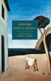 Link to an enlarged image of Agostino (New York Review Books Classics)