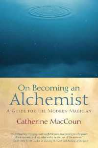 Link to an enlarged image of On Becoming an Alchemist : A Guide for the Modern Magician