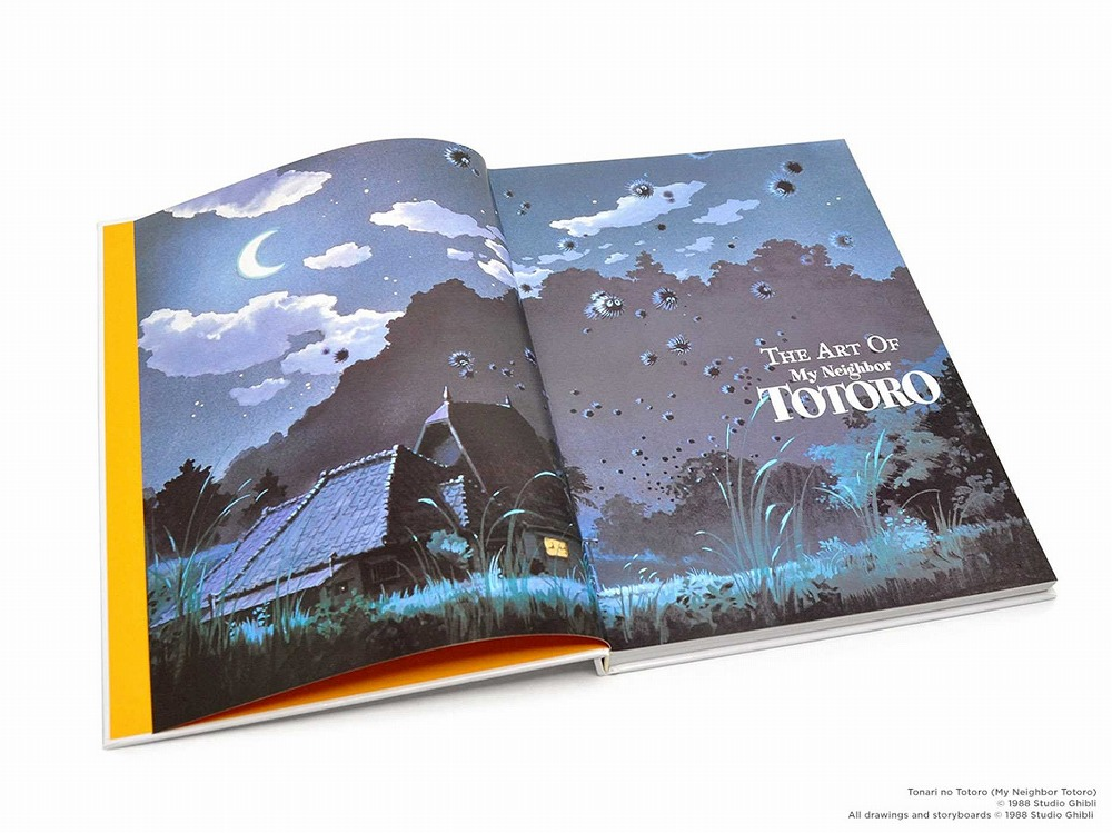 Link to an enlarged 2nd image of The Art of My Neighbor Totoro (A Bitter Creek Novel)