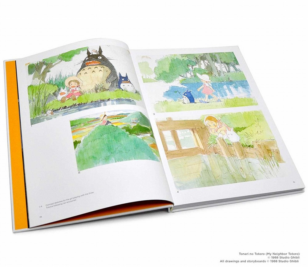 Link to an enlarged 3rd image of The Art of My Neighbor Totoro (A Bitter Creek Novel)