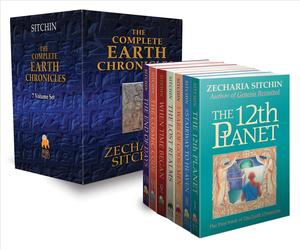 Link to an enlarged image of The Complete Earth Chronicles (7-Volume Set) (The Earth Chronicles) (BOX Collectors)
