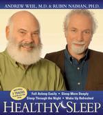 Link to an enlarged image of Healthy Sleep (2-Volume Set) (Spoken Word Compact Disc + BKLT)