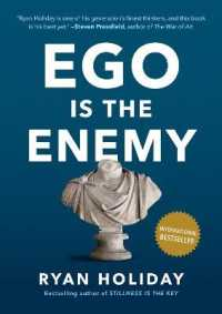 Link to an enlarged image of Ego Is the Enemy