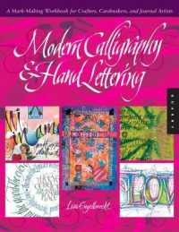 Link to an enlarged image of Modern Calligraphy & Hand Lettering (Reprint)