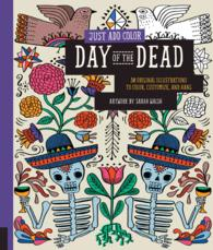 Link to an enlarged image of Day of the Dead : 30 Original Illustrations to Color, Customize, and Hang (Just Add Color) (CSM)