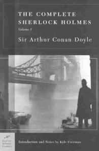 Link to an enlarged image of The Complete Sherlock Holmes, Vol. I (Barnes & Noble Classics)