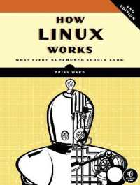 Link to an enlarged image of How Linux Works : What Every Superuser Should Know (2nd)