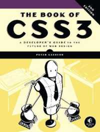Link to an enlarged image of The Book of CSS3 : A Developer's Guide to the Future of Web Design (2nd)