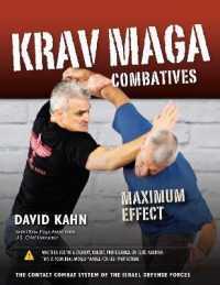Link to an enlarged image of Krav Maga Combatives : Maximum Effect