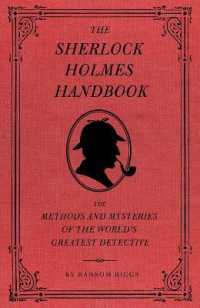Link to an enlarged image of The Sherlock Holmes Handbook : The Methods and Mysteries of the World's Greatest Detective