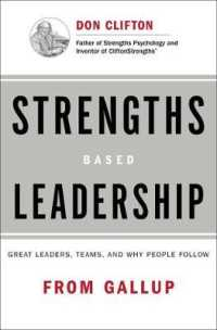 Link to an enlarged image of Strengths Based Leadership : Great Leaders, Teams, and Why People Follow