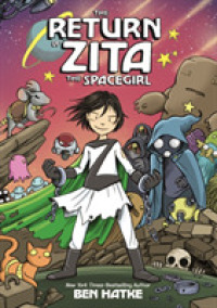 Link to an enlarged image of The Return of Zita the Spacegirl (Zita the Spacegirl)