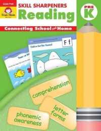 Link to an enlarged image of Reading, Prek (Skill Sharpeners: Reading)