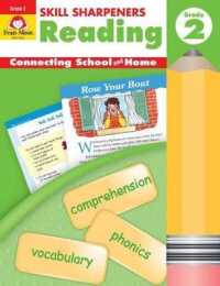 Link to an enlarged image of Reading, Grade 2 (Skill Sharpeners: Reading)