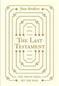 Link to an enlarged image of The Last Testament