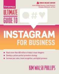 Books kinokuniya ultimate guide to instagram for business 9781599186023 malvernweather Choice Image