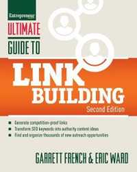 Link to an enlarged image of Ultimate Guide to Link Building (Ultimate Series) (2nd)
