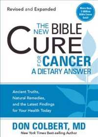 Link to an enlarged image of The New Bible Cure for Cancer : A Dietary Answer