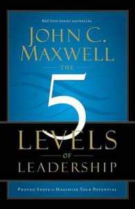 Link to an enlarged image of The 5 Levels of Leadership : Proven Steps to Maximize Your Potential (Reprint)