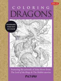Books Kinokuniya Coloring Dragons Adult Book Featuring