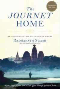 Link to an enlarged image of The Journey Home : Autobiography of an American Swami
