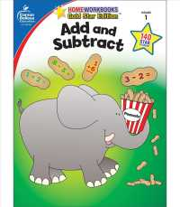 Link to an enlarged image of Add and Subtract (Home Workbooks Gold Star Edition, Grade 1) (CSM NOV)