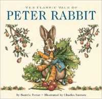 Link to an enlarged image of The Classic Tale of Peter Rabbit (BRDBK)