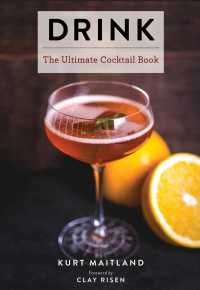 Link to an enlarged image of Drink : The Ultimate Cocktail Book