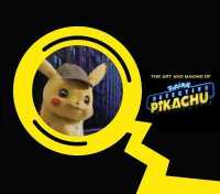 Link to an enlarged image of The Art and Making of Pokmon Detective Pikachu