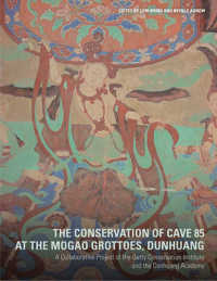 Link to an enlarged image of The Conservation of Cave 85 at the Mogao Grottoes, Dunhuang : A Collaborative Project of the Getty Conservation Institute and the Dunhuang Academy