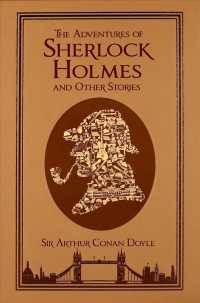 Link to an enlarged image of The Adventures of Sherlock Holmes and Other Stories (Leatherbound Classics) (LEA)