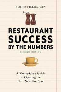 image of Restaurant Success by the Numbers : A Money-Guy's Guide to Opening the Next New Hot Spot (2nd)