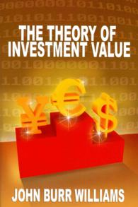 Link to an enlarged image of The Theory of Investment Value
