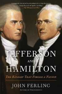 Link to an enlarged image of Jefferson and Hamilton : The Rivalry That Forged a Nation (Reprint)