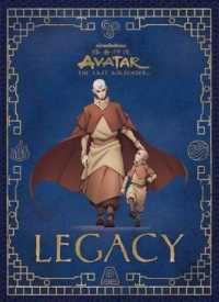 Link to an enlarged image of Avatar : The Last Airbender: Legacy (Avatar: the Last Airbender) (PCK Hardcover + PS)