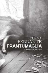 Link to an enlarged image of Frantumaglia : A Writer's Journey