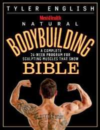 Link to an enlarged image of Men's Health Natural Bodybuilding Bible : A Complete 24-Week Program for Sculpting Muscles That Show