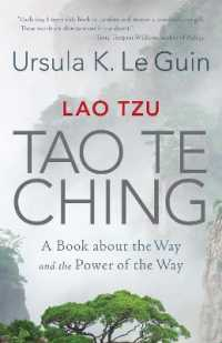 Link to an enlarged image of Lao Tzu : Tao Te Ching: a Book about the Way and the Power of the Way (Reissue)
