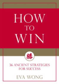 Link to an enlarged image of How to Win : 36 Ancient Strategies for Success