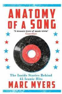 Link to an enlarged image of Anatomy of a Song: The Inside Stories Behind 45 Iconic Hits (Main)