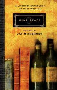 Link to an enlarged image of Wine Reads : A Literary Anthology of Wine Writing -- Hardback (Main)