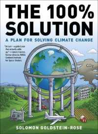 Link to an enlarged image of 100% Solution : A Plan for Solving Climate Change