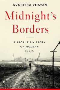 Link to an enlarged image of Midnight's Borders : A People's History of Modern India