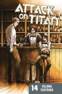 Link to an enlarged image of Attack on Titan 14 (Attack on Titan (includes all Subseries))