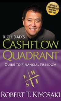 Link to an enlarged image of Rich Dad's Cashflow Quadrant : Guide to Financial Freedom -- Paperback / softback