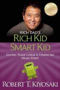 Link to an enlarged image of Rich Dad's Rich Kid Smart Kid : Giving Your Child a Financial Head Start (Reprint)