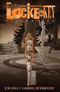 Link to an enlarged image of Locke & Key 5 : Clockworks (Locke & Key)